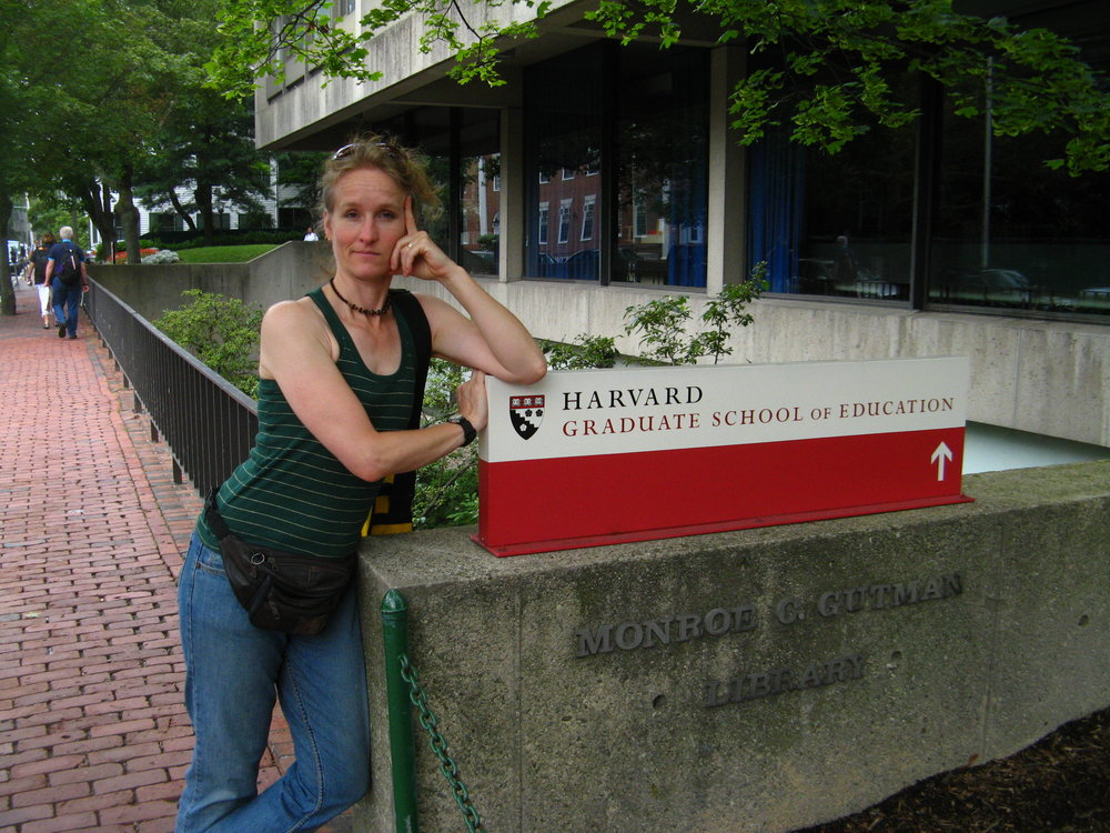 Harvard-Me&HGSE sign2.JPG