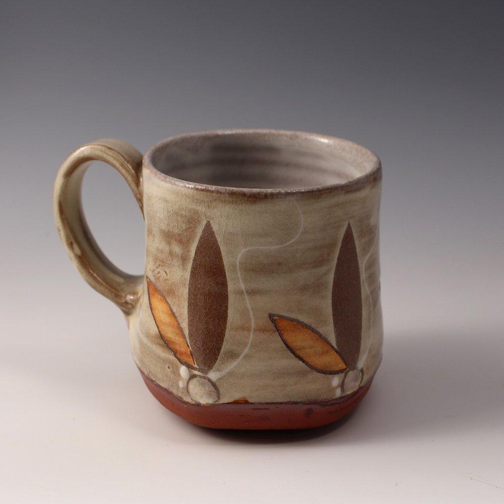cream mug