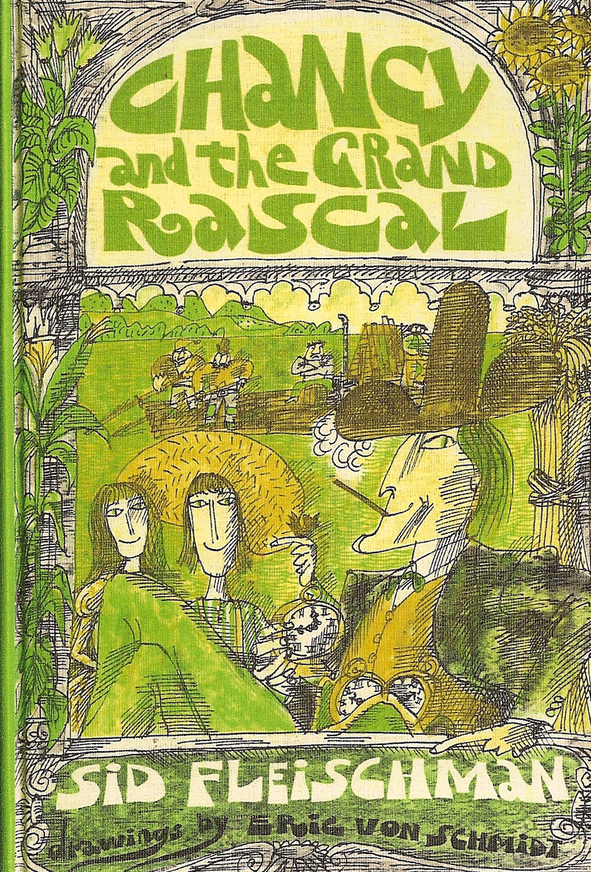 Chancy and the Grand Rascal - Illustrated by Eric von Schmidt Separated from his family during the Civil War, Chancy sets out to find his young sisters and brother.