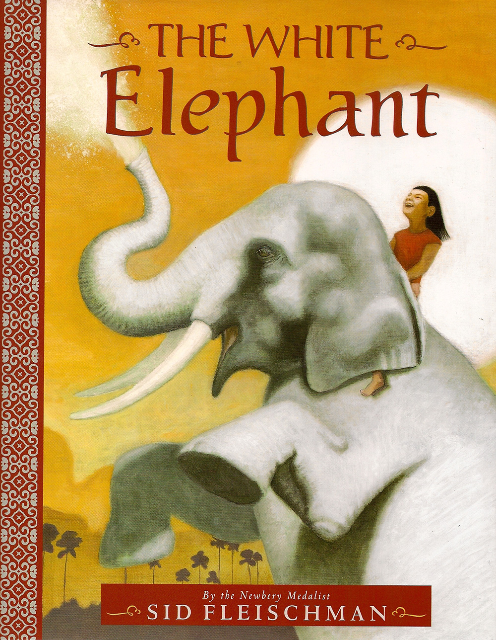 The White Elephant - In Old Siam, a boy is punished with the gift of a rare white elephant. Punished?