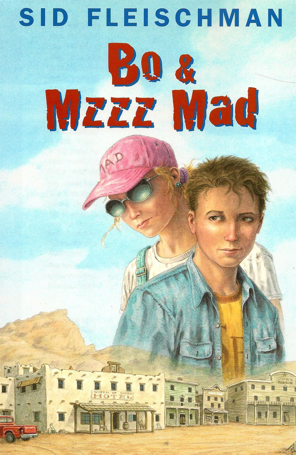 Bo and Mzzz Mad -