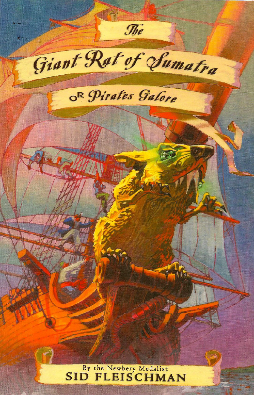 The Giant Rat of Sumatra - Pirates, bandits, romance and revenge, all set in the lively rancho world of San Diego during the period of the war with Mexico.