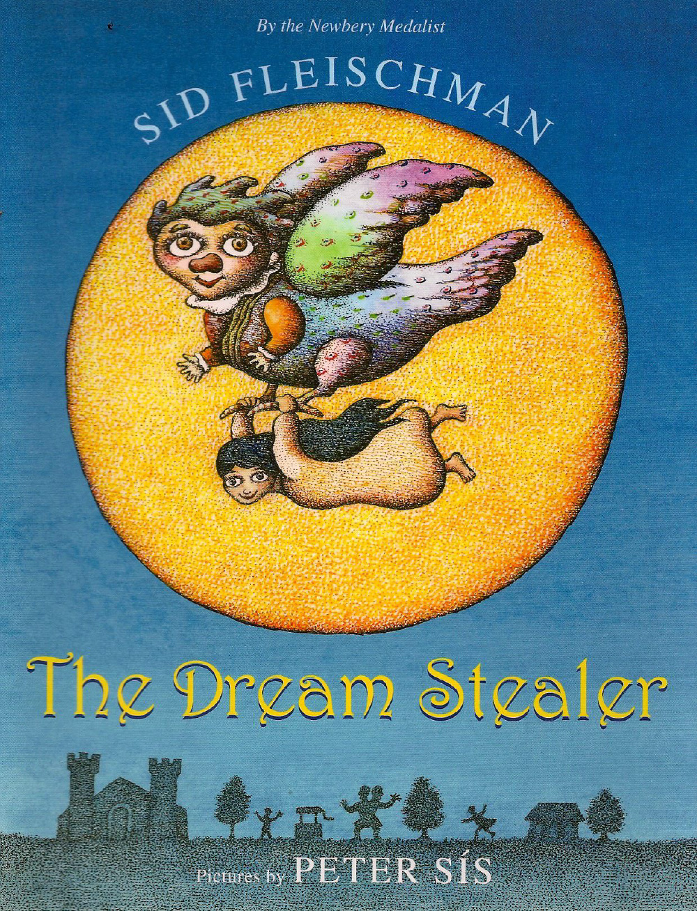 The Dream Stealer - Illustrated by Peter Sis