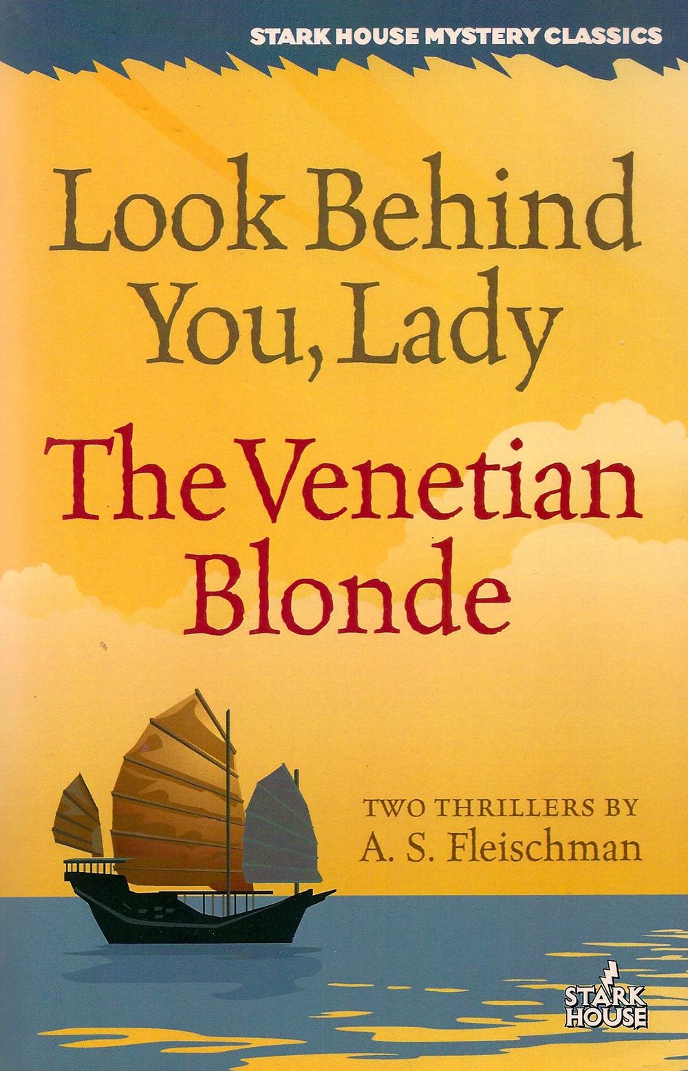 Look Behind You, Lady/The Venetian Blonde -