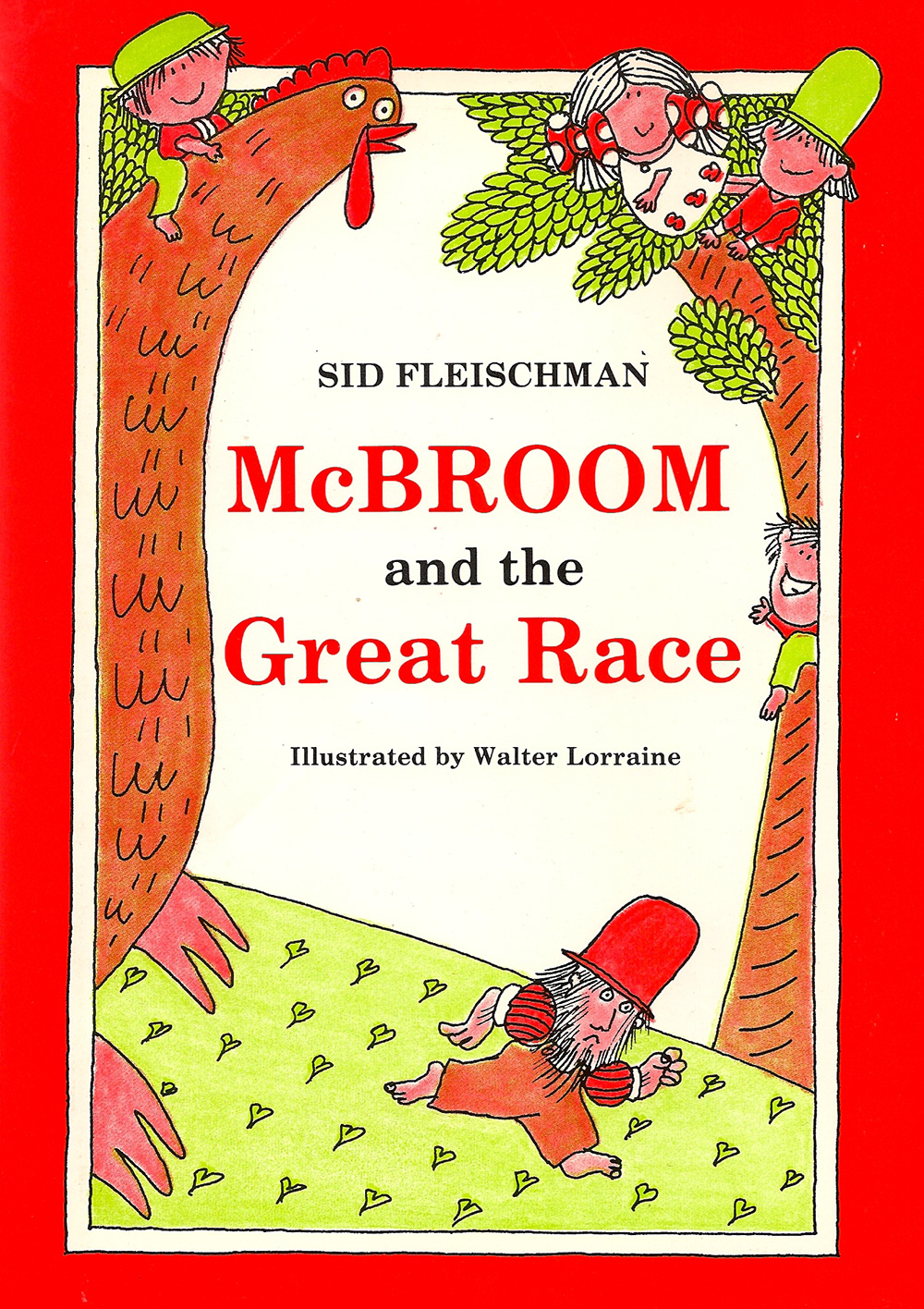 McBroom and the Great Race