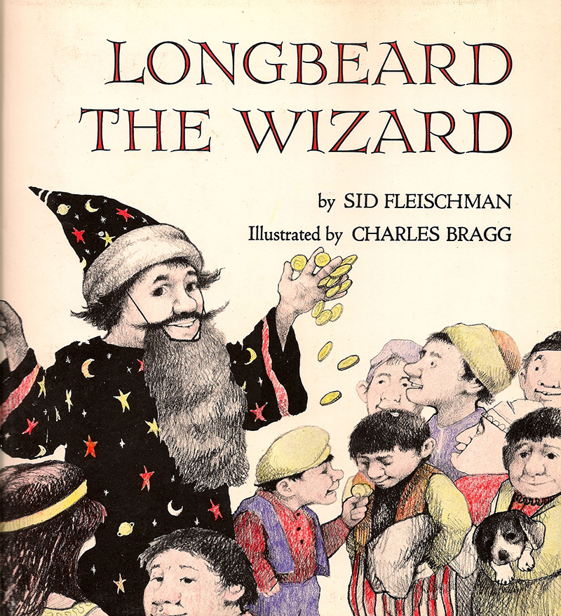 Longbeard the Wizard -