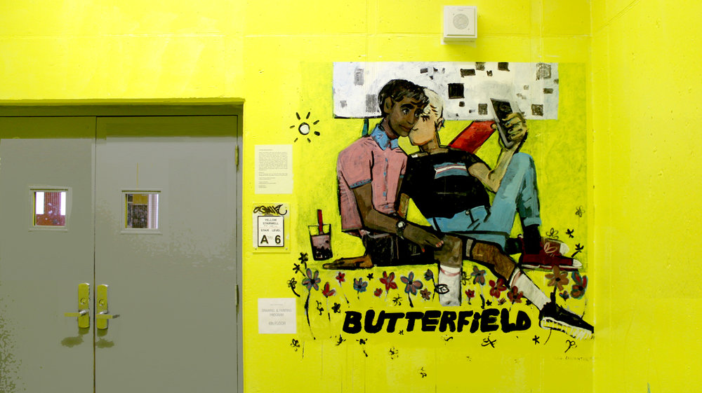 """Butterfield"" by Will Carpenter"