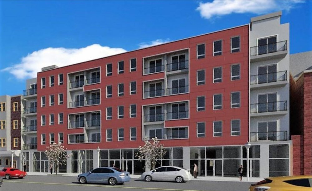 Renderings are courtesy of 463 West Broadway LLC, Oranmore Enterprises LLC, and Stefanov Architects