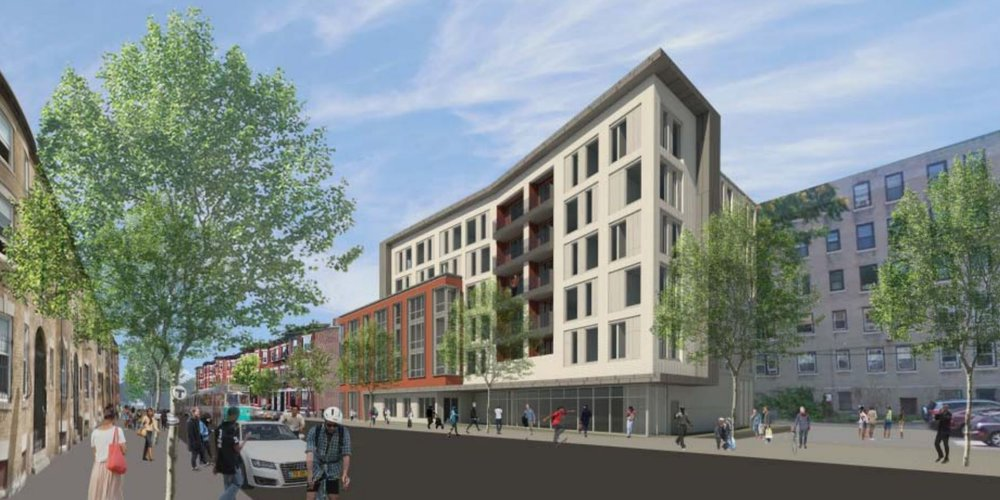 Renderings courtesy of Walter Huntington LLC and Rode Architects