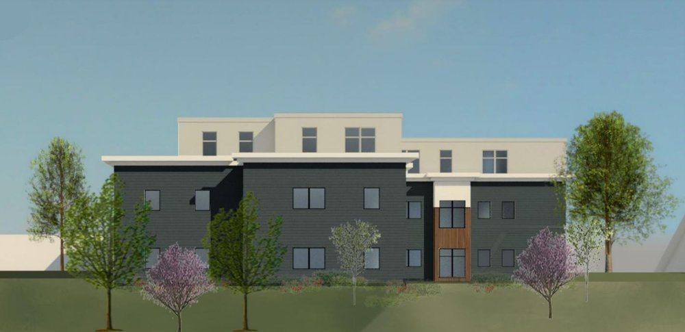Renderings courtesy of BT Geneva Development, LLC and Davis Square Architects