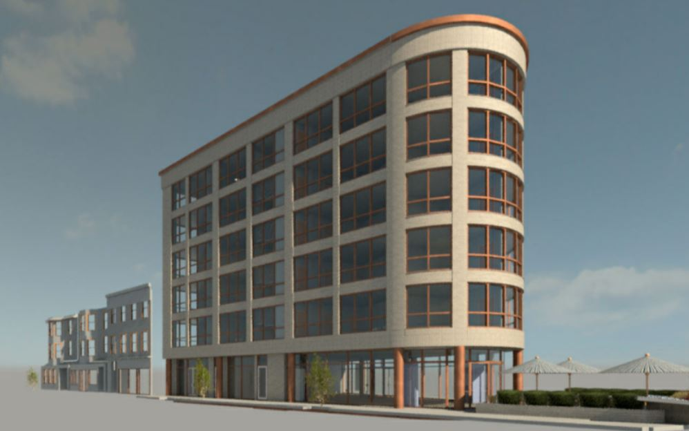 Rendering courtest of Christopher Roche,Thomas Falcucci, and Choo & Co., Inc