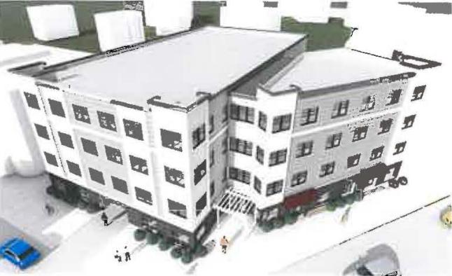 Renderings courtesy of Corvo Properties and Phase Zero Design, Inc.