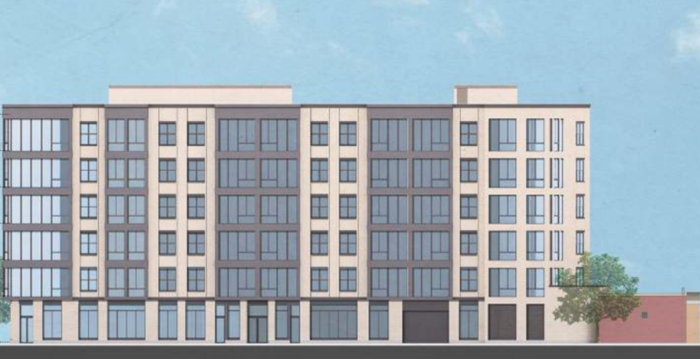 Renderings courtesy of 10 Taber Street LLC and Hresko Associates Inc.