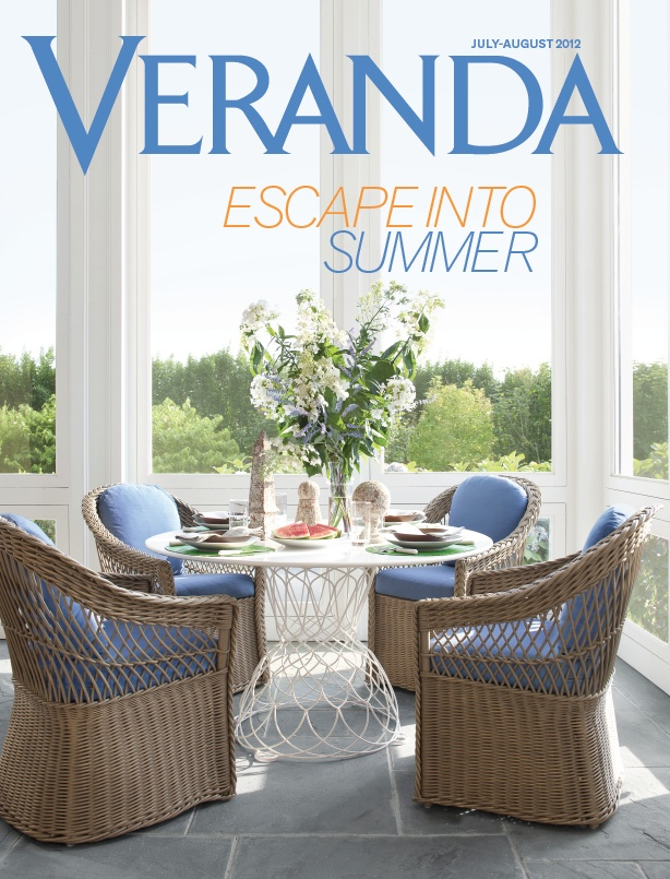 That Beach Glow - Published in Veranda, July-August 2012