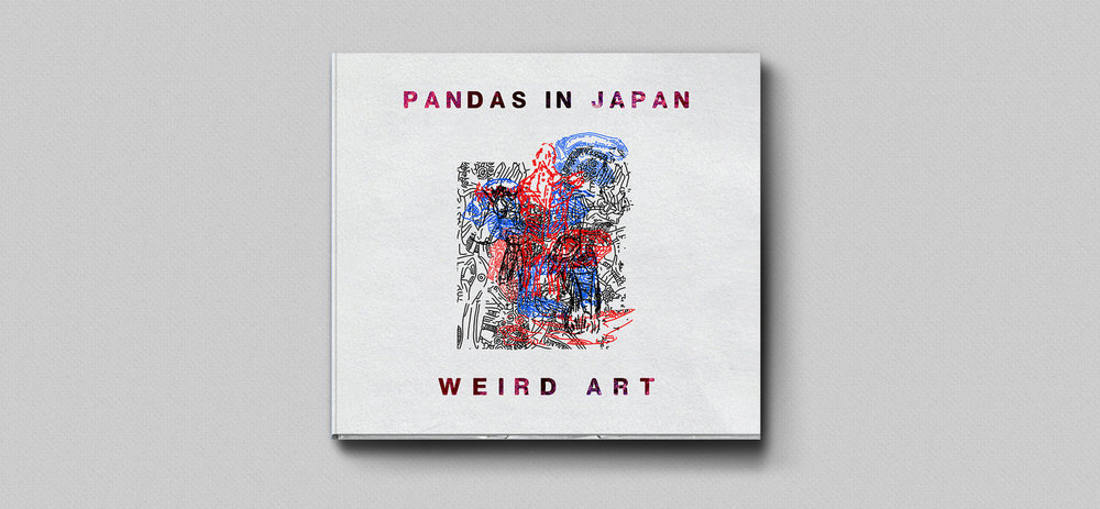 PANDAS IN JAPAN • WEIRD ART