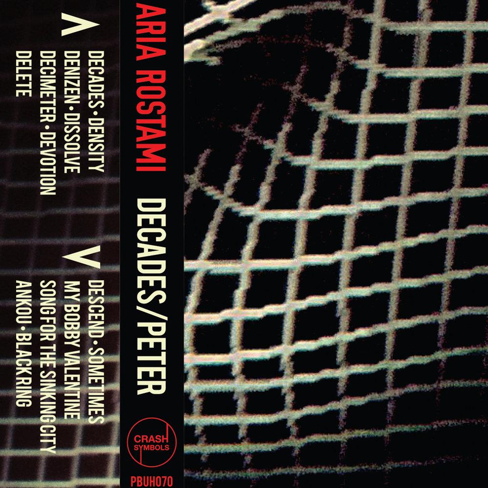 Aria Rostami  Decades/Peter - Crash Symbols (2013)  Cover by Aria Rostami and Kyle Mooneyham