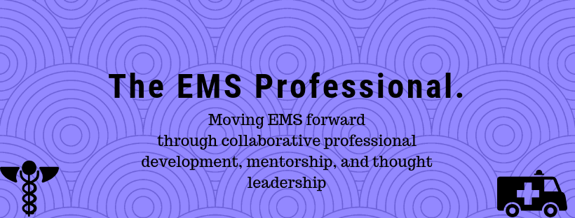 The EMS Professional