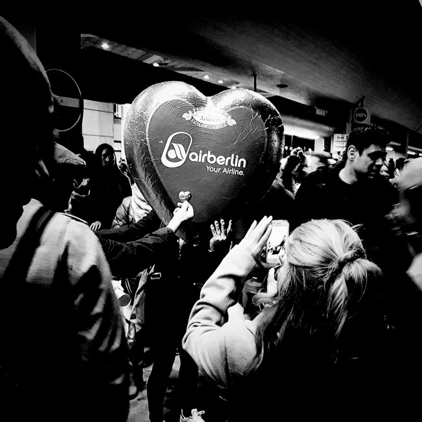 Abschied von AirBerlin