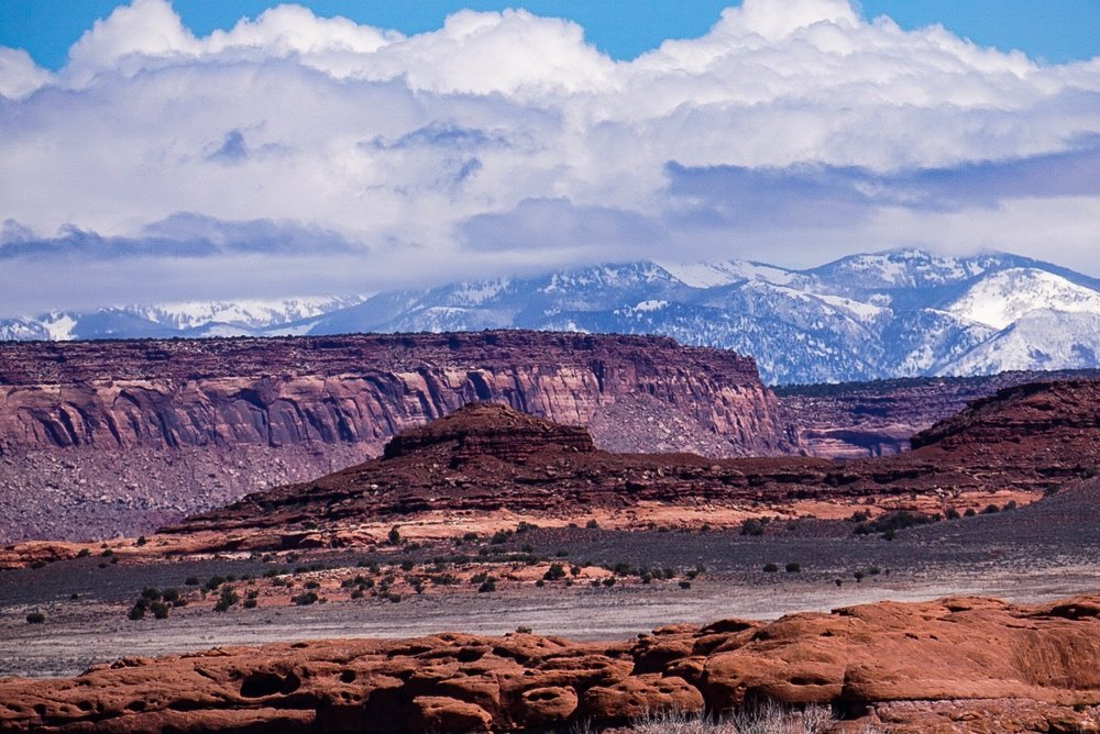 Quick stopover in Capitol Reef National Park