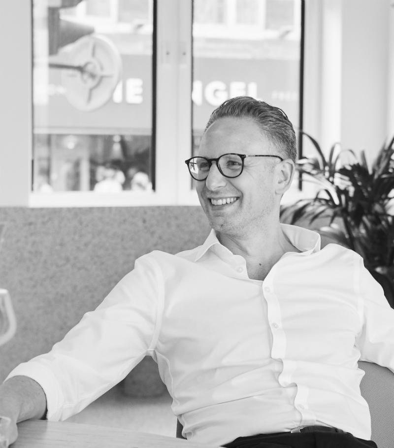 David Goldberg, CEO POD Management, Estate and Block Management