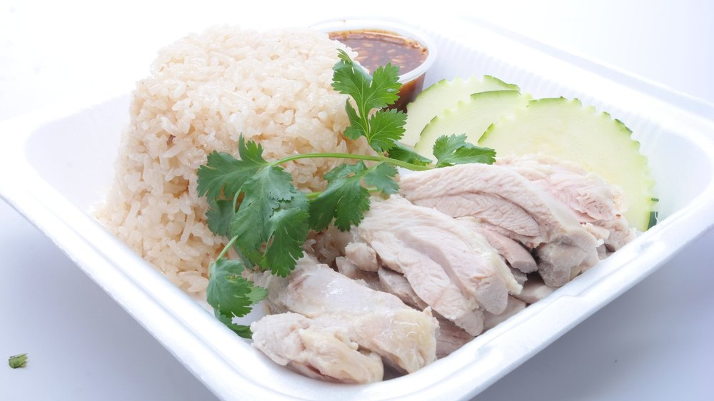 Original Hainan Chicken Rice