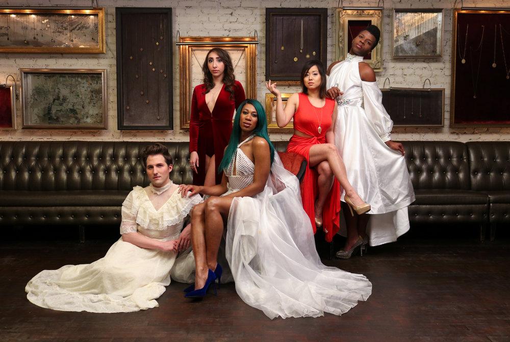 Thanks to: Blaine Boyd, Emily Feliciano, Mila Jam, Diana Huey, and Sasha Pierce Davenport - New York City, 2018