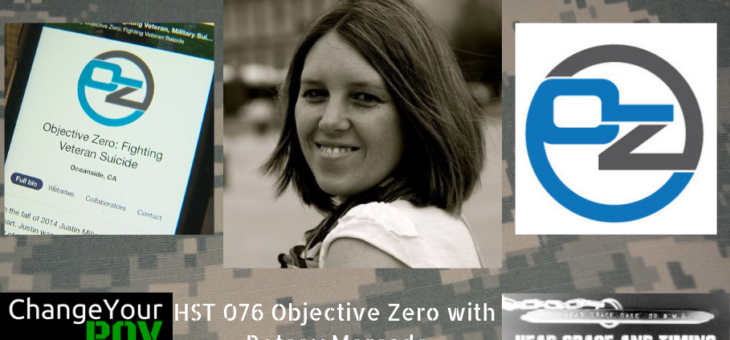 HST076: Objective Zero with Betsey Mercado