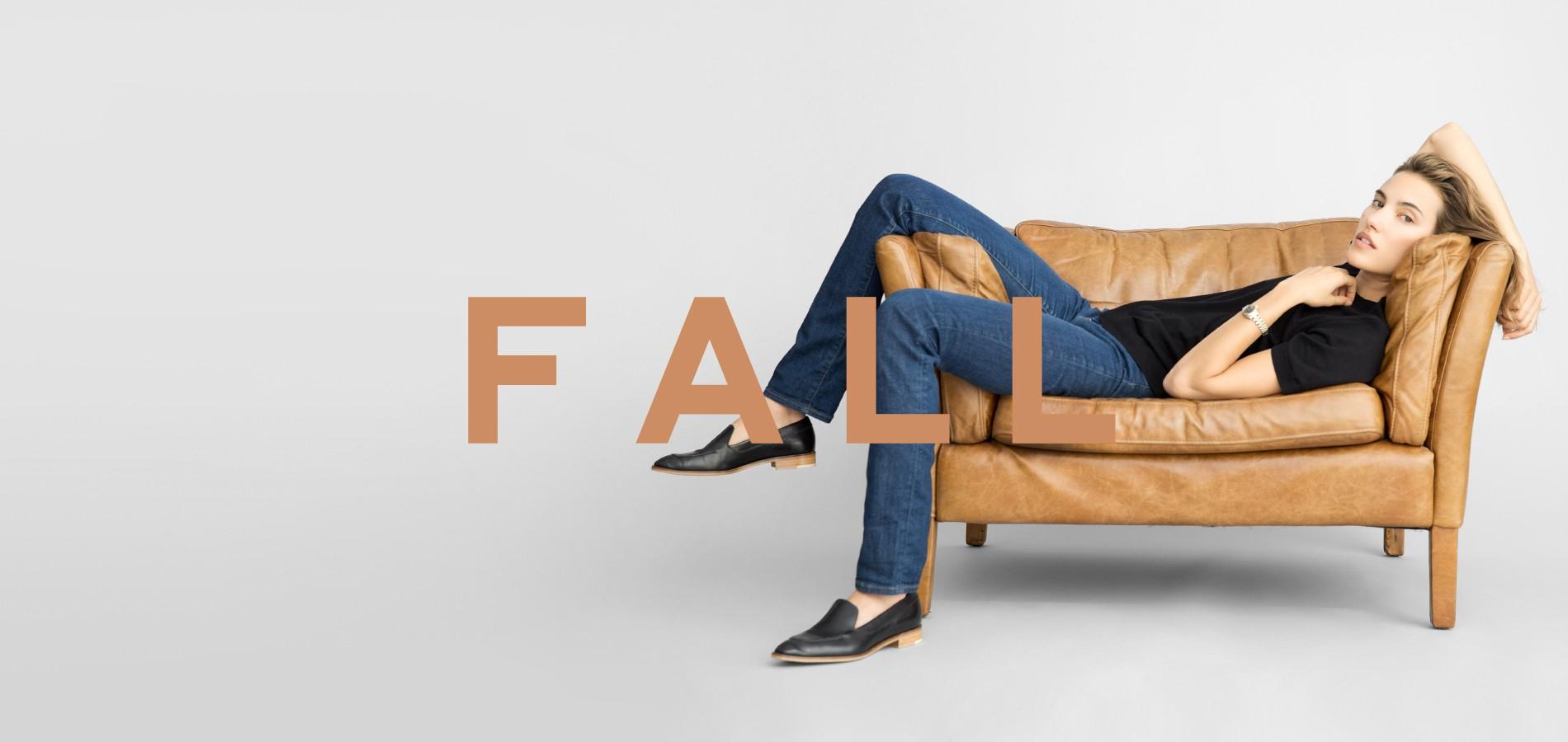 Everlane Fall Lookbook