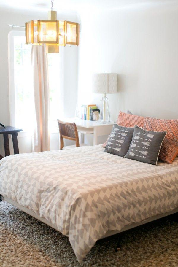 Patterned Bed