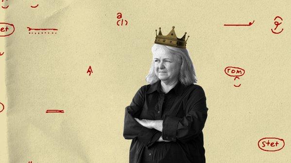 """The Comma Queen """"I"""" versus """"Me"""""""