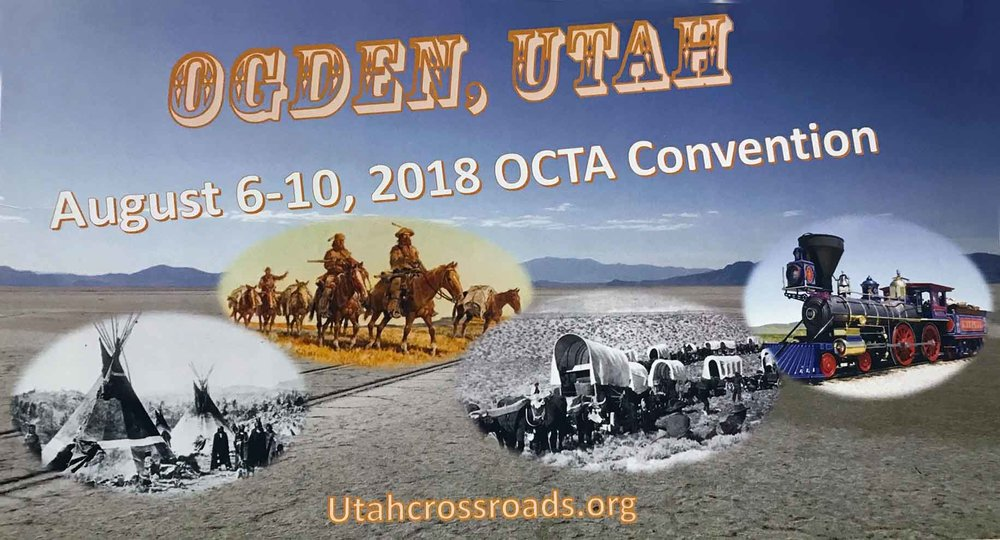 Ogden, Utah OCTA Convention 2018!