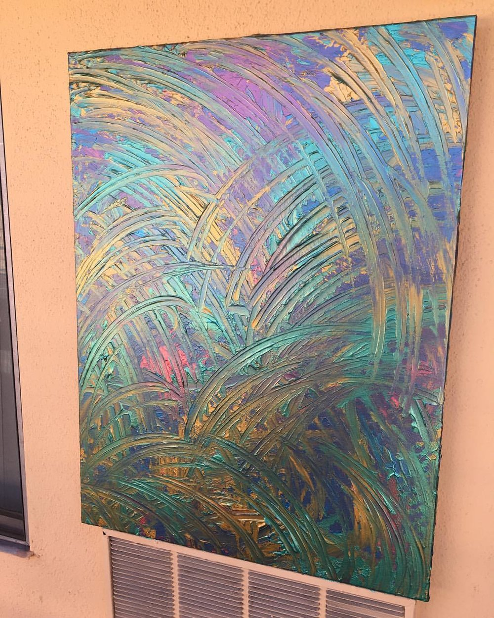 Rainbow Reflections II 2016 - AVAILABLE
