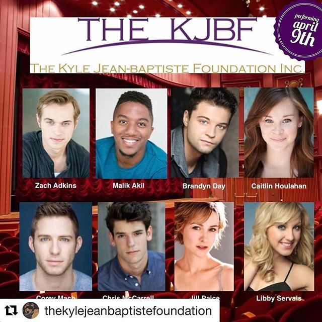 3 days until BYC performs at @thekylejeanbaptistefoundation benefit! #Repost @thekylejeanbaptistefoundation with @repostapp ・・・ Evening of entertainment, onilne auction, raffles, food, drink... Guest Speakers...Robert Helmer, Susan Van Vorst, Calista Zajac, Lexi Cowan, Dorian Vaughn, Amanda Christopher, Sara Zoe Budnik.  Opening performance: Samuel McIntosh and Brooklyn Youth Company.  Purchase tickets on our website; link in bio.