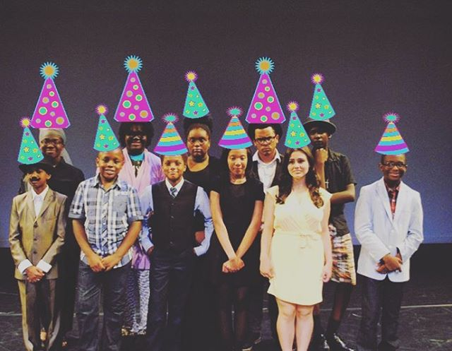 We're 6 already?!?! Guess that means it's time to throw a party! Check out our webpage for more info, and to buy your tickets! . . . #theatre #theater #youththeatre #nyc #drama #birthday #broadway