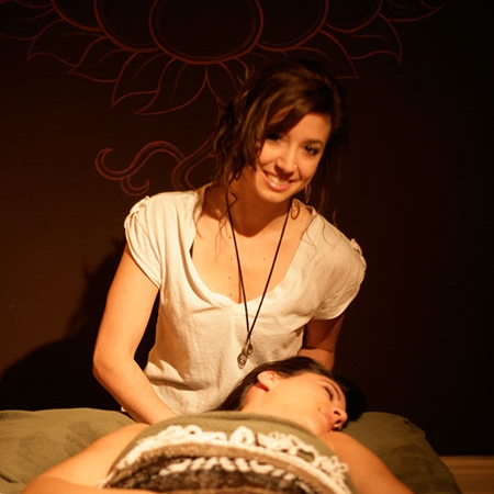 Katie Aller, LMT, Massage Therapist and Owner of Revive Bodywork
