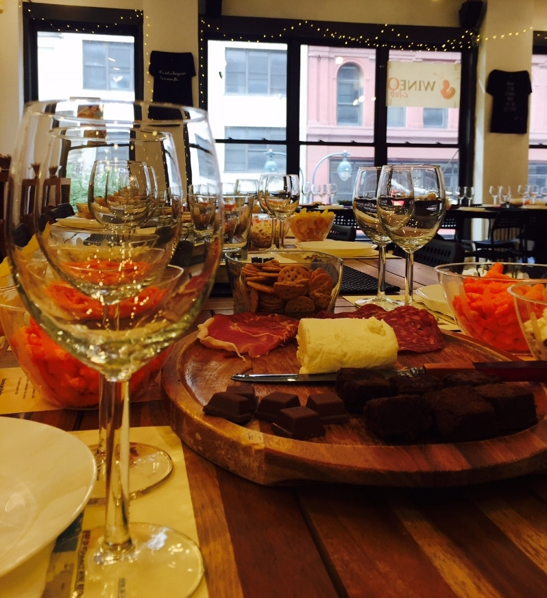 WineO 201 Includes - * ~ 10 Different wines* Wine pairings with cheese, cheetos, popcorn, potato chips,  charcuterie, and chocolate* Wines from all over the world* Learn tips to order wines at a restaurant* Learn the importance of geography in wine
