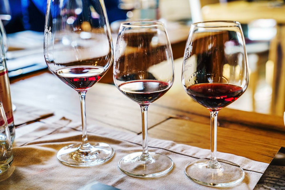 WineO Reds Includes - * Taste ~10 Different wines (WineO style)* Wines from $15 - $80 Retail* Food Pairing* It's a WineO event... So there's going to be lots of information and lots of fun