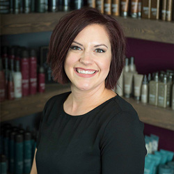 Andie is an owner of Salon MACCK and has been doing hair for over 14 years. She is a passionate stylist who strives to give her guests an exceptional experience each time they visit.