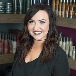 Carlie is a creative, self-motivated stylist with a passion for providing world-class services for her guests. She loves meeting new people and making them leave feeling truly confident. She regularly attends advanced classes to further develop her skills.