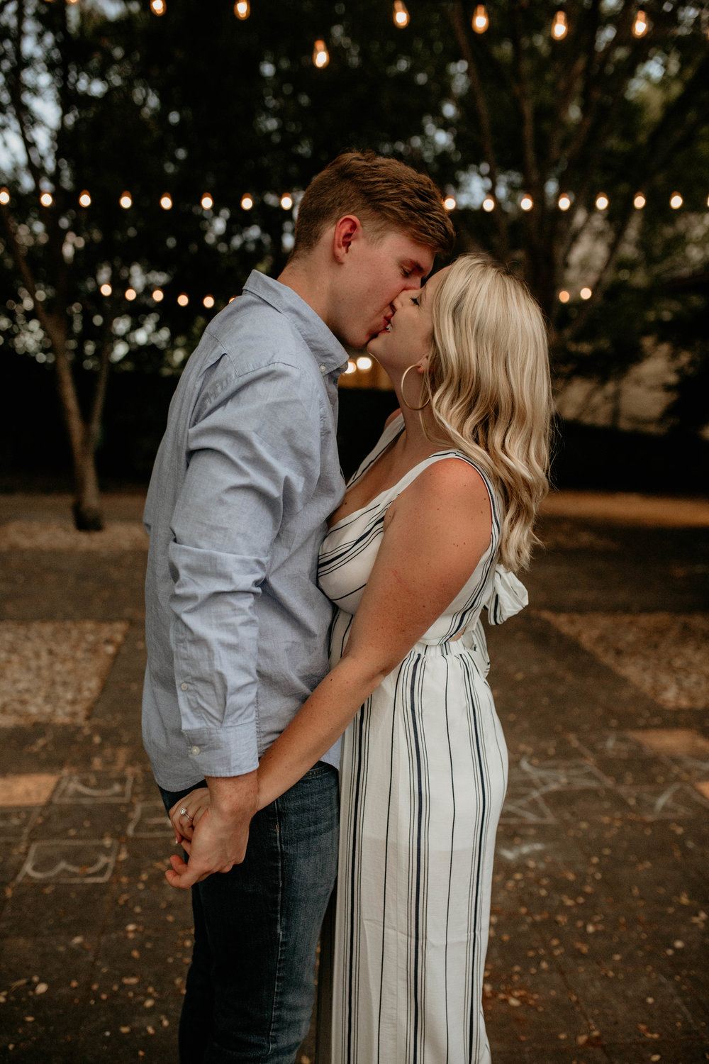- Engagements // starting at $250These sessions are some of my favorite. More than anything I want to capture the real, genuine love of your relationship. We'll do everything from capturing the way you look at one another to dancing on the mountaintop.