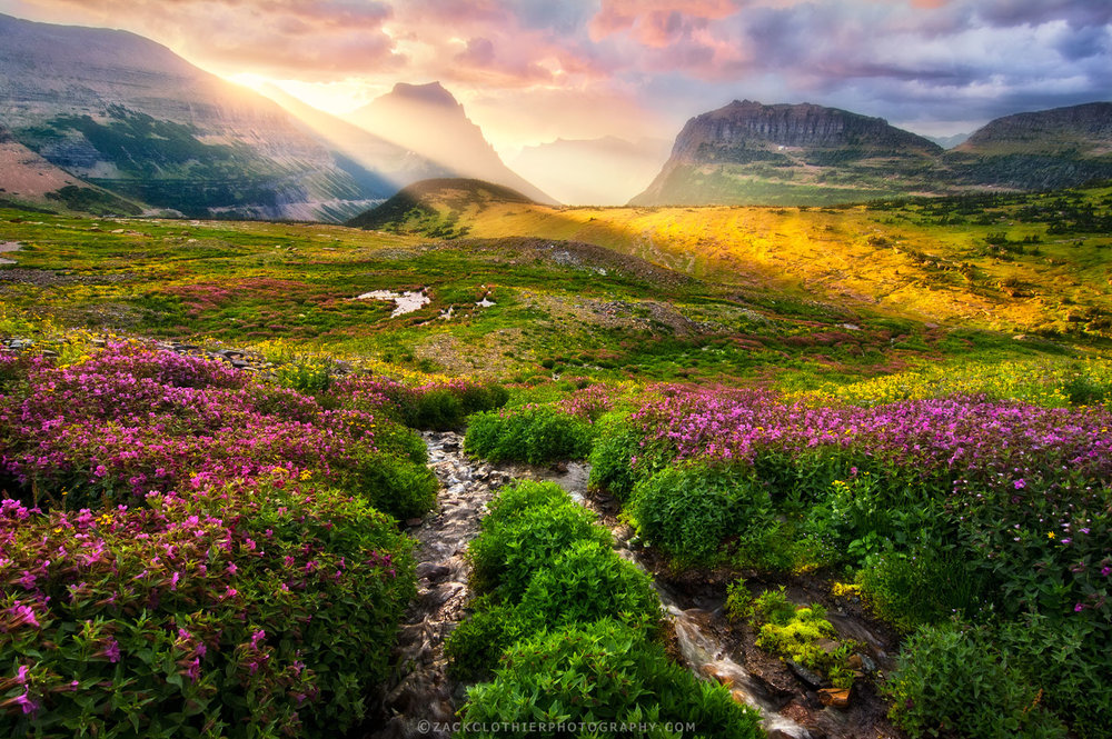 """""""VALLEY OF THE RISING SUN"""""""