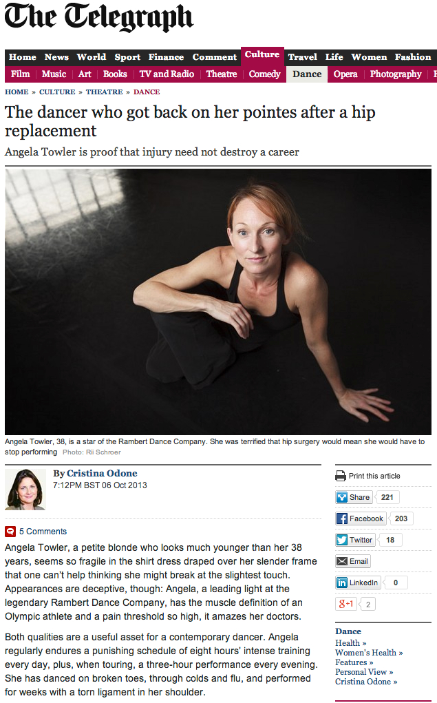 OC in the News - Angela