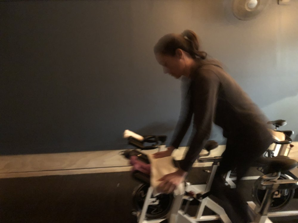 Favorite Low Impact Workout: Spin Class at Westward Cycle -