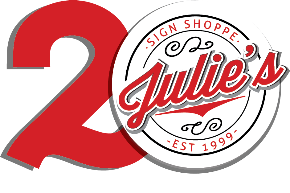 Julie's Sign Shop
