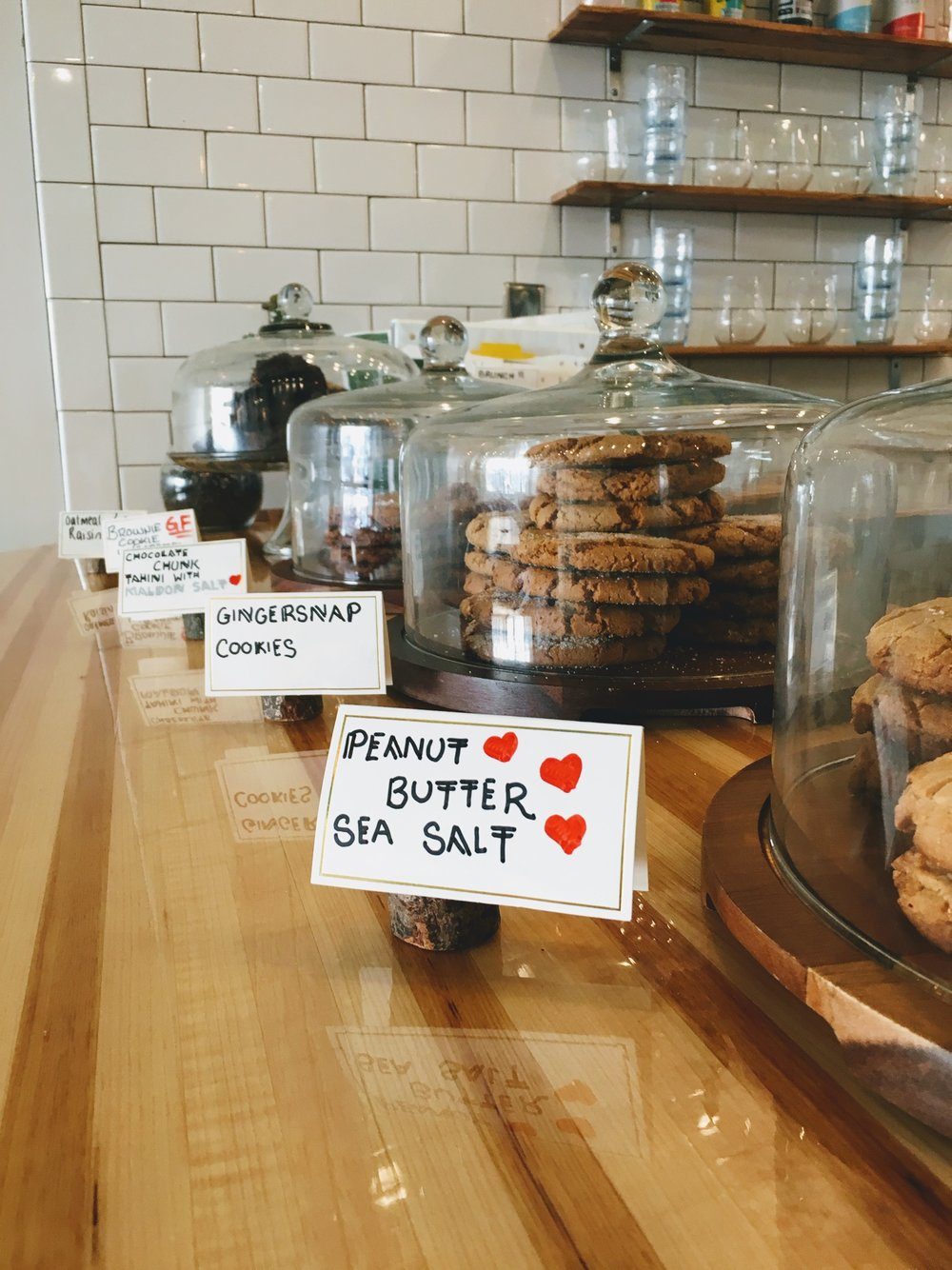 We have lot's of snacks at Seed! - Including plenty of Gluten-Friendly options.