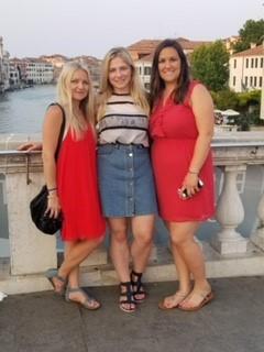 Evening stroll in Venice, Italy