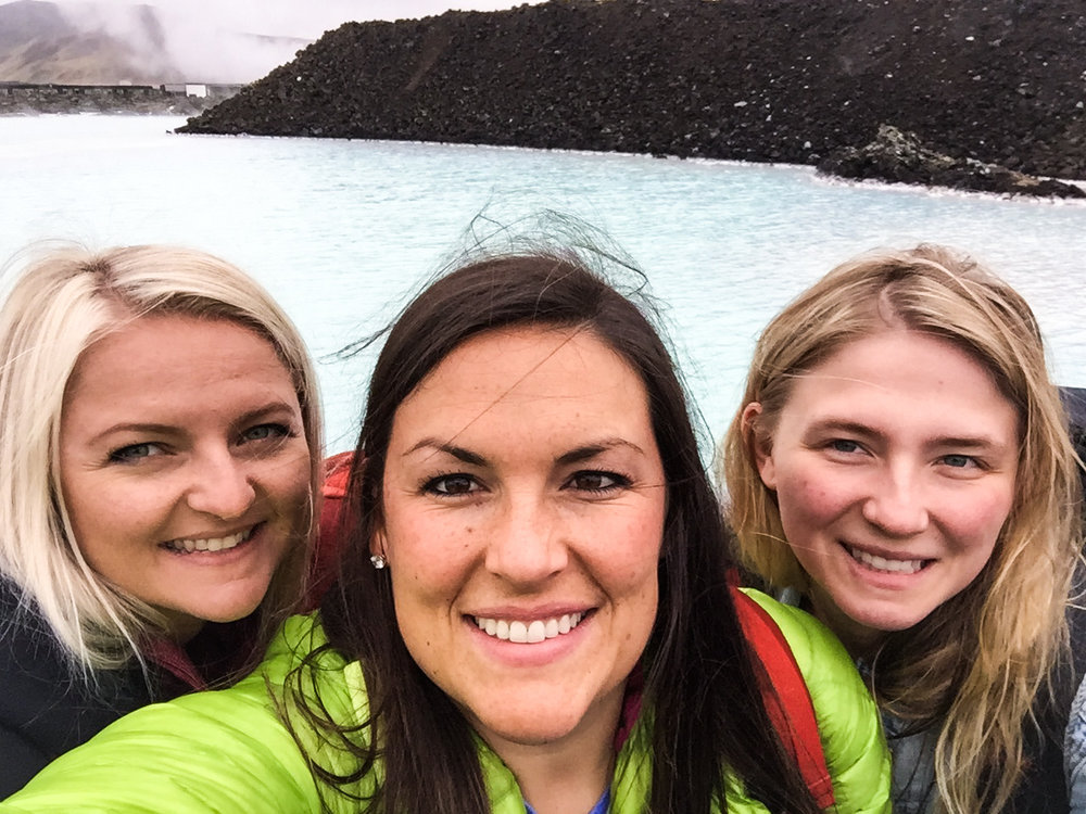 Here we are post spa, refreshed and ready to go explore more of Iceland.