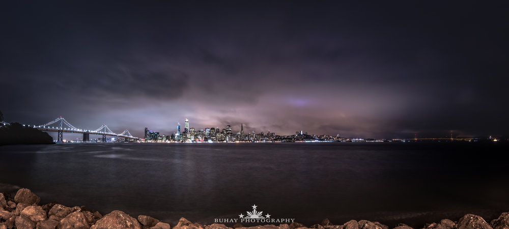 San Francisco Panorama Buhay Photography 2017