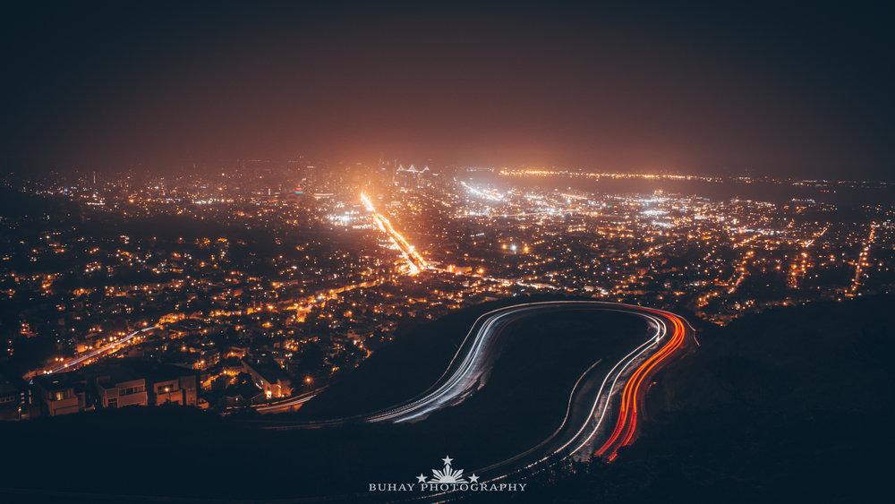 Twin Peaks .     San Francisco, California