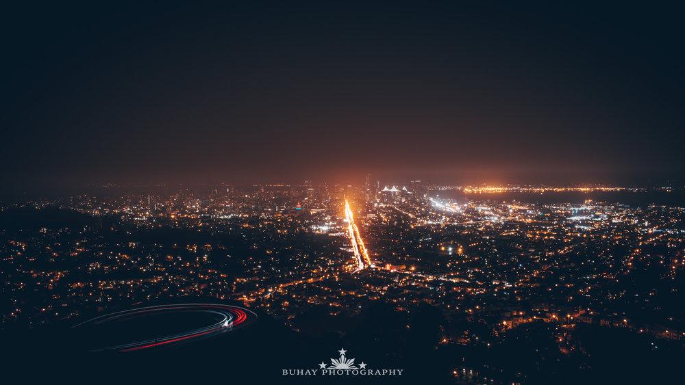 Twin Peaks.      San Francisco, California